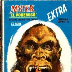 Cómics: MYTEK EL PODEROSO EXTRA Nº 3 - II PARTE - VERTICE V.1 - 168 PAGINAS - MUY BIEN CONSERVADO . Lote 95754515