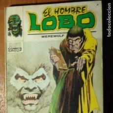 Cómics: EL HOMBRE LOBO VOL.1 DE MARVEL VERTICE Nº3 EN TACO, (WEREWOLF). Lote 95839759