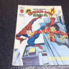 Cómics: SUPER HEROES VOL 2, Nº 31 SPIDERMAN Y KUNG-FU -ED. VERTICE. Lote 95861355