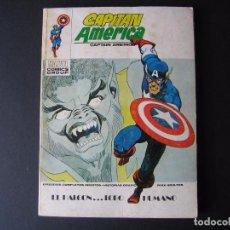 Cómics: EL HALCON LOBO HUMANO Nº 32 DE CAPITAN AMERICA [DE 36] EDICIONES VÉRTICE 1969. Lote 95957415
