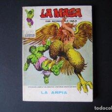 Cómics: LA ARPIA Nº 33 DE LA MASA [DE 35] EDICIONES VÉRTICE, S. A1973. Lote 95962251
