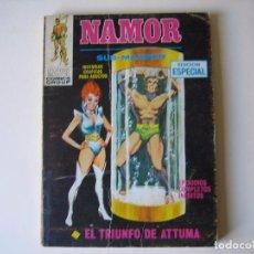 Cómics: NAMOR V-1 Nº14 ( 1971,VERTICE). Lote 95963355