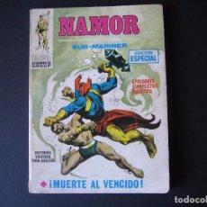 Cómics: NAMOR V-1 Nº2 (1970,VERTICE). Lote 95963435
