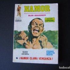 Cómics: NAMOR V-1 Nº 11 (1971,VERTICE). Lote 95963487