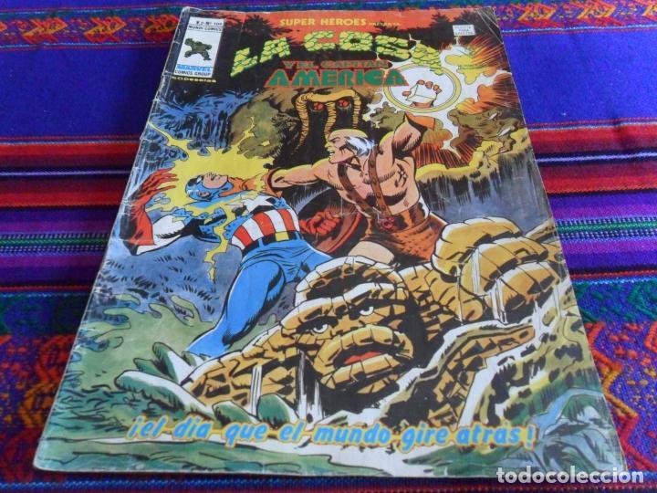 Cómics: VÉRTICE VOL. 2 SUPER HÉROES Nº 79 CON LA PANTERA NEGRA. 50 PTS. 1977. REGALO Nº 104. - Foto 2 - 14136351