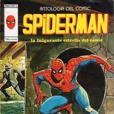 Cómics: SPIDERMAN, VOLUMEN 12. ANTOLOGIA DEL CÓMIC. EDICIONES VÉRTICE. Lote 96013147