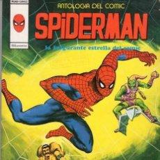 Cómics: SPIDERMAN, VOLUMEN 17. ANTOLOGÍA DEL CÓMIC. EDICIONES VÉRTICE. Lote 96013287