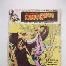 Cómics: EL HOMBRE ENMASCARADO Nº 19. LA ESPOSA NUMERO CINCUENTA. EL HOMBRE LOBO. TDKC28. Lote 96027683