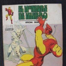 Cómics: EL HOMBRE DE HIERRO Nº 32 VOLUMEN 1 EDITORIAL VERTICE. Lote 96172183