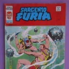 Cómics: SARGENTO FURIA Nº 30 VERTICE VOLUMEN 2 ¡¡¡¡¡¡BUEN ESTADO!!!!!. Lote 96181451