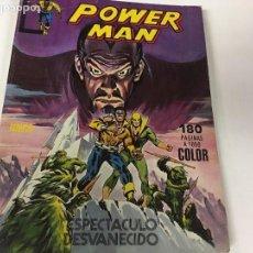 Cómics: POWER MAN NUMEROS 1 3 4 5 Y 6 RETAPADOS. Lote 96370791