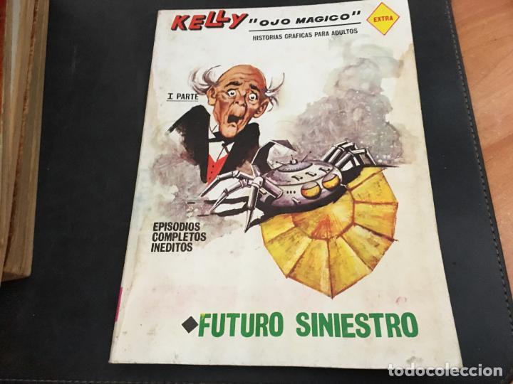 KELLY OJO MAGICO Nº 14 TACO ( ED. VERTICE) (COI54) (Tebeos y Comics - Vértice - Otros)