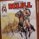 Cómics: KULL EL CONQUISTADOR COLECCION SUPER HEROES VOL.1 DE MARVEL VERTICE Nº3 EN TACO. Lote 96612607