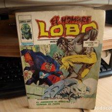 Cómics: EL HOMBRE LOBO - Nº 10 - FORMATO TACO - AÑO 1973 - VERTICE. Lote 96793723