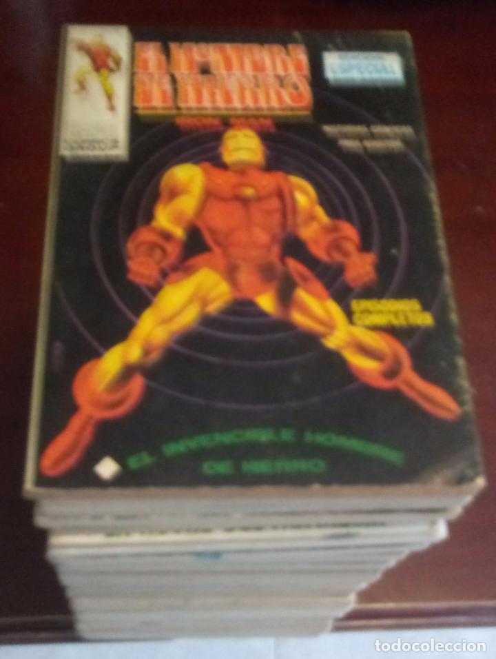 VERTICE - EL HOMBRE DE HIERRO - COLECCION COMPLETA 32 COMICS - VOLUMEN.1 - BUEN ESTADO (Tebeos y Comics - Vértice - Hombre de Hierro)