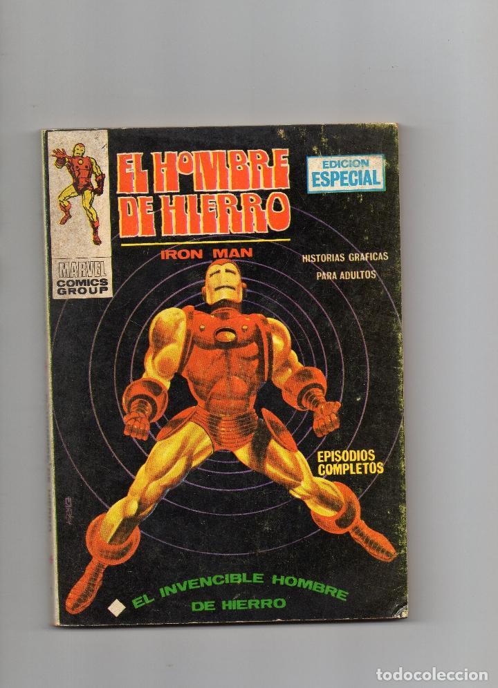 Cómics: VERTICE - EL HOMBRE DE HIERRO - COLECCION COMPLETA 32 COMICS - VOLUMEN.1 - BUEN ESTADO - Foto 8 - 96817695