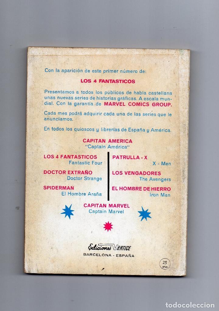 Cómics: VERTICE - EL HOMBRE DE HIERRO - COLECCION COMPLETA 32 COMICS - VOLUMEN.1 - BUEN ESTADO - Foto 9 - 96817695