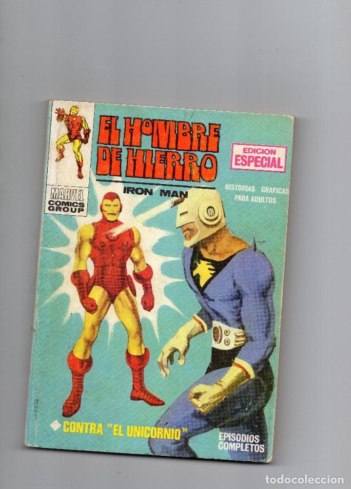 Cómics: VERTICE - EL HOMBRE DE HIERRO - COLECCION COMPLETA 32 COMICS - VOLUMEN.1 - BUEN ESTADO - Foto 10 - 96817695