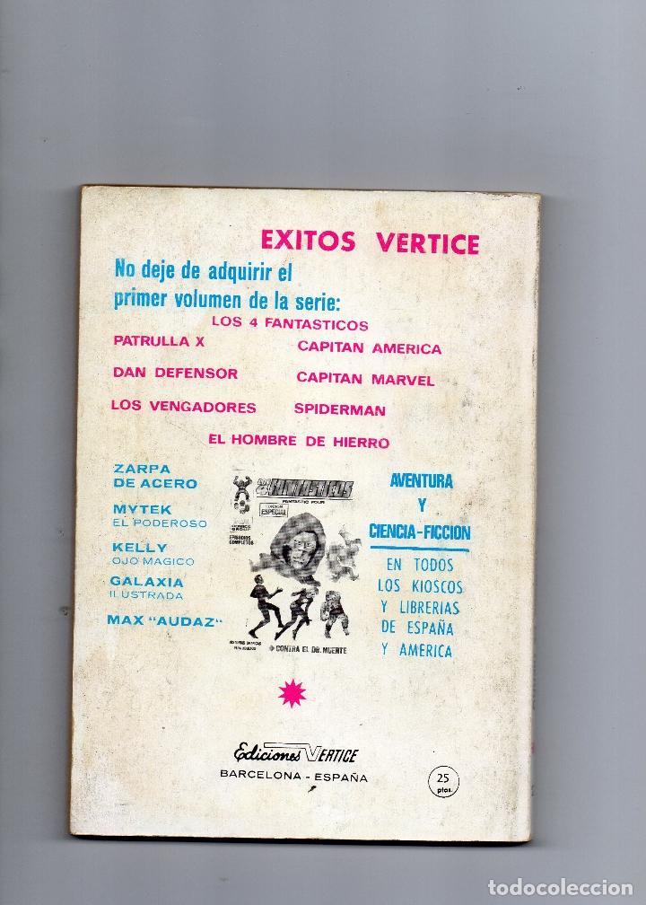 Cómics: VERTICE - EL HOMBRE DE HIERRO - COLECCION COMPLETA 32 COMICS - VOLUMEN.1 - BUEN ESTADO - Foto 11 - 96817695