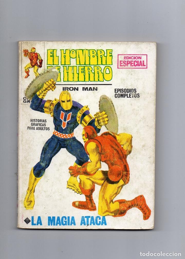 Cómics: VERTICE - EL HOMBRE DE HIERRO - COLECCION COMPLETA 32 COMICS - VOLUMEN.1 - BUEN ESTADO - Foto 12 - 96817695