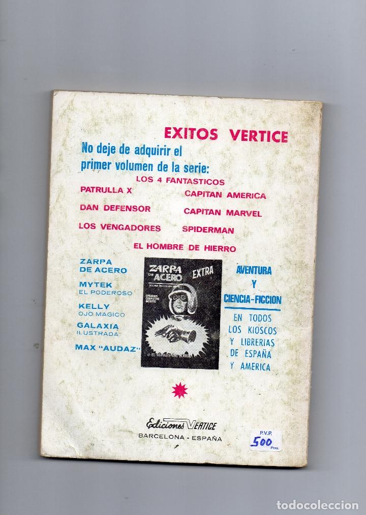Cómics: VERTICE - EL HOMBRE DE HIERRO - COLECCION COMPLETA 32 COMICS - VOLUMEN.1 - BUEN ESTADO - Foto 13 - 96817695