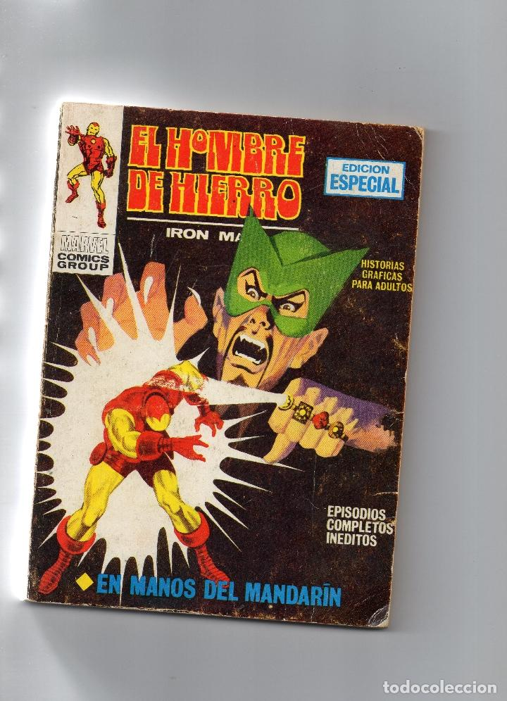 Cómics: VERTICE - EL HOMBRE DE HIERRO - COLECCION COMPLETA 32 COMICS - VOLUMEN.1 - BUEN ESTADO - Foto 14 - 96817695