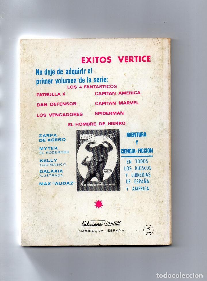 Cómics: VERTICE - EL HOMBRE DE HIERRO - COLECCION COMPLETA 32 COMICS - VOLUMEN.1 - BUEN ESTADO - Foto 15 - 96817695