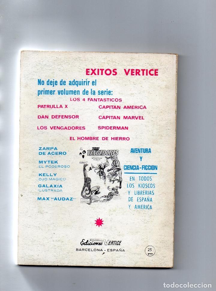 Cómics: VERTICE - EL HOMBRE DE HIERRO - COLECCION COMPLETA 32 COMICS - VOLUMEN.1 - BUEN ESTADO - Foto 17 - 96817695