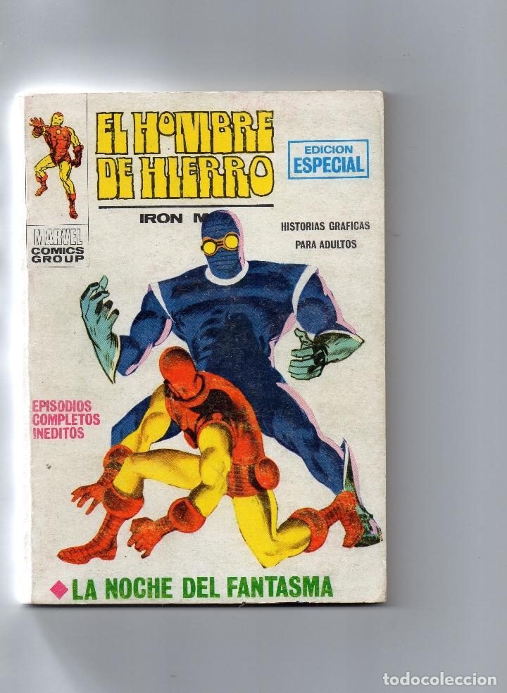 Cómics: VERTICE - EL HOMBRE DE HIERRO - COLECCION COMPLETA 32 COMICS - VOLUMEN.1 - BUEN ESTADO - Foto 18 - 96817695