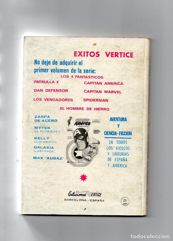 Cómics: VERTICE - EL HOMBRE DE HIERRO - COLECCION COMPLETA 32 COMICS - VOLUMEN.1 - BUEN ESTADO - Foto 19 - 96817695