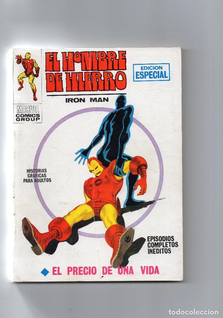 Cómics: VERTICE - EL HOMBRE DE HIERRO - COLECCION COMPLETA 32 COMICS - VOLUMEN.1 - BUEN ESTADO - Foto 20 - 96817695