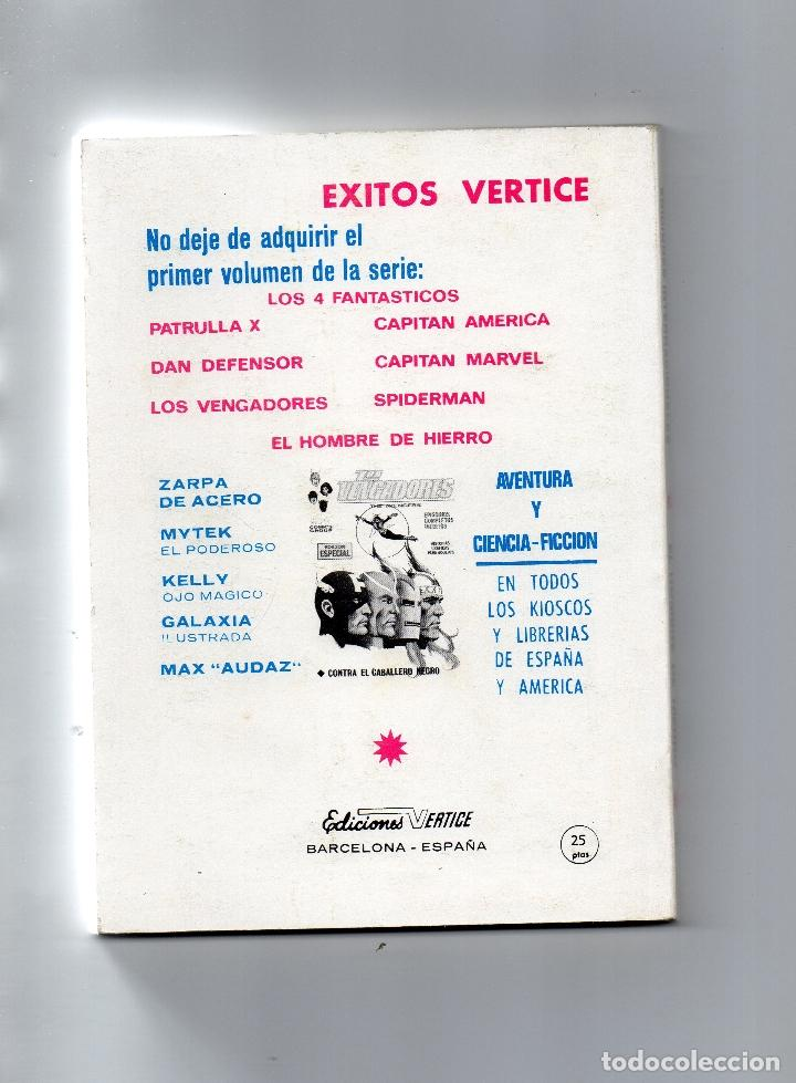 Cómics: VERTICE - EL HOMBRE DE HIERRO - COLECCION COMPLETA 32 COMICS - VOLUMEN.1 - BUEN ESTADO - Foto 21 - 96817695