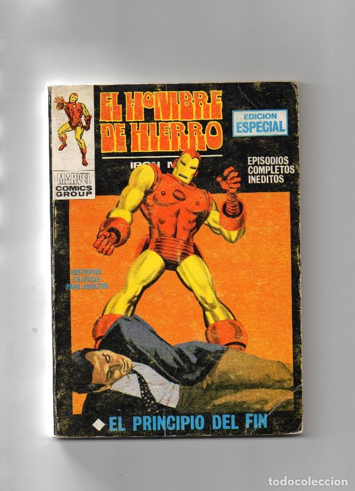 Cómics: VERTICE - EL HOMBRE DE HIERRO - COLECCION COMPLETA 32 COMICS - VOLUMEN.1 - BUEN ESTADO - Foto 22 - 96817695