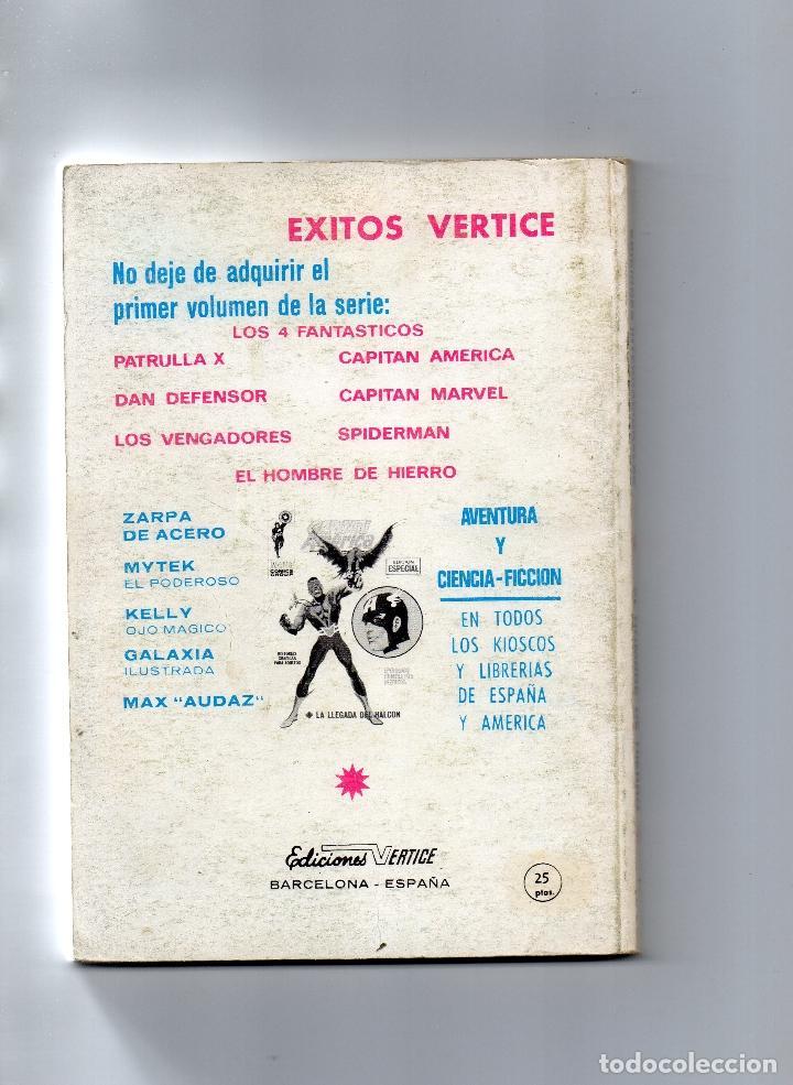 Cómics: VERTICE - EL HOMBRE DE HIERRO - COLECCION COMPLETA 32 COMICS - VOLUMEN.1 - BUEN ESTADO - Foto 23 - 96817695