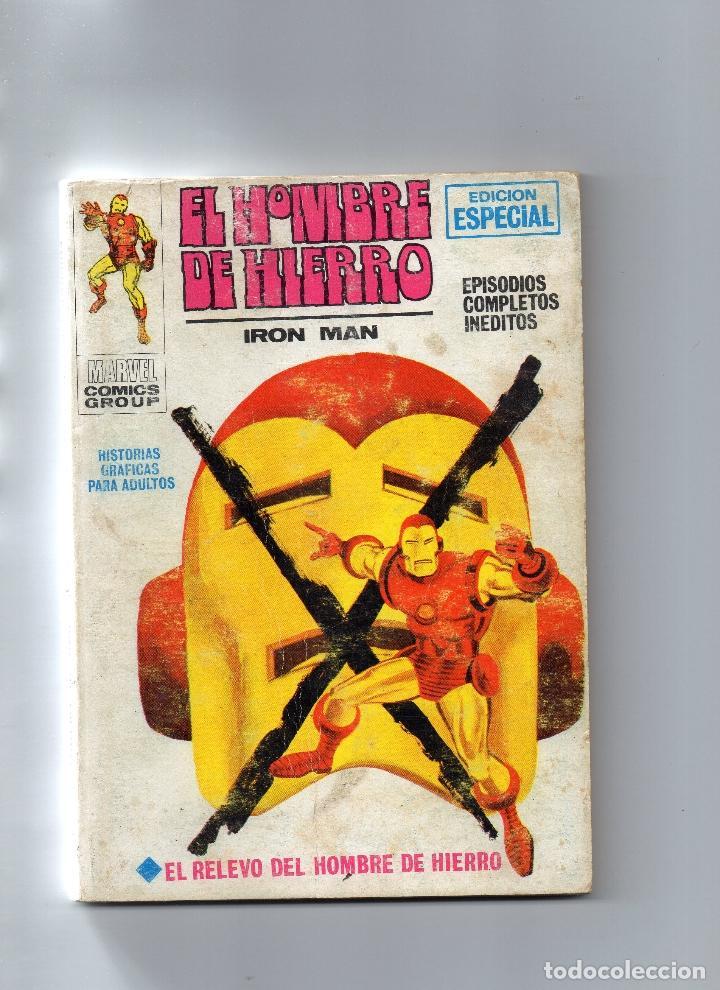 Cómics: VERTICE - EL HOMBRE DE HIERRO - COLECCION COMPLETA 32 COMICS - VOLUMEN.1 - BUEN ESTADO - Foto 24 - 96817695