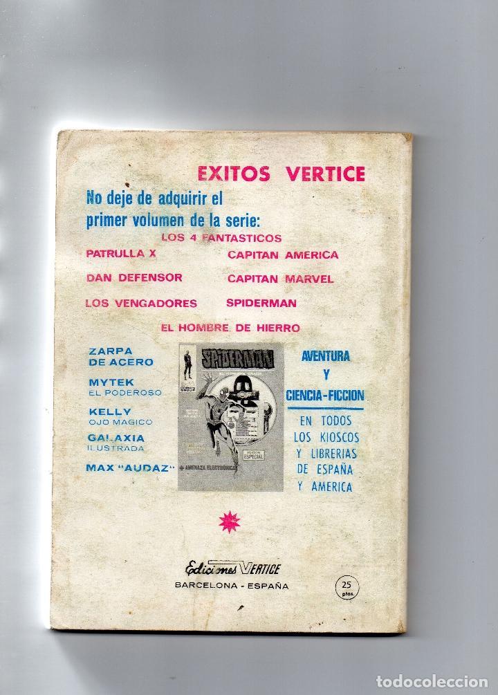 Cómics: VERTICE - EL HOMBRE DE HIERRO - COLECCION COMPLETA 32 COMICS - VOLUMEN.1 - BUEN ESTADO - Foto 25 - 96817695