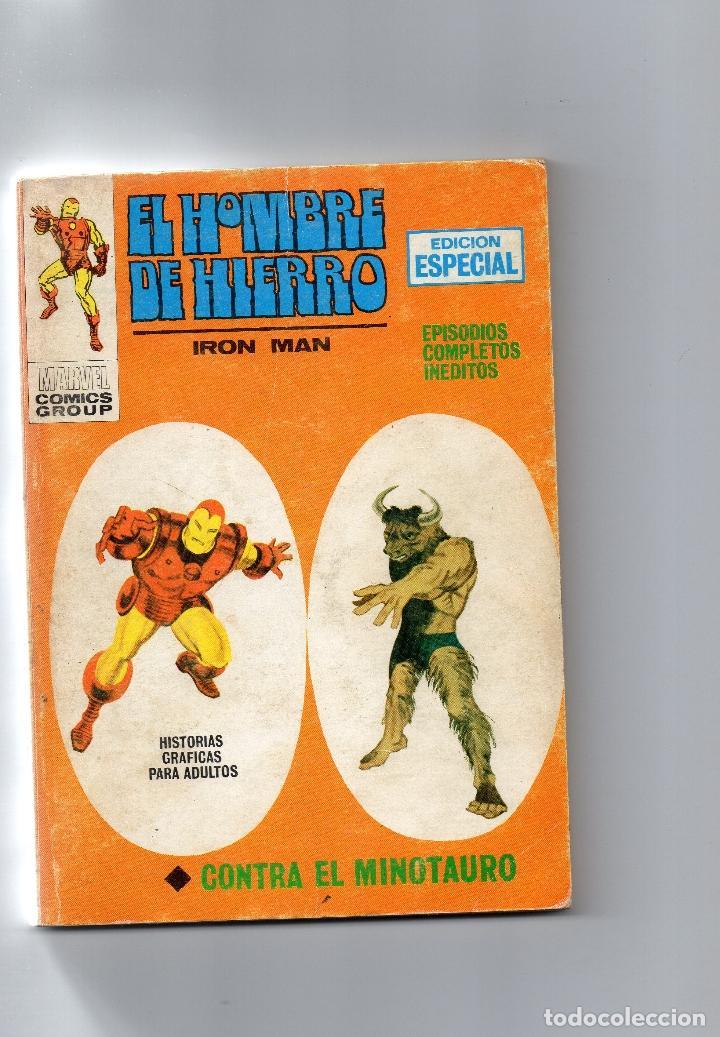 Cómics: VERTICE - EL HOMBRE DE HIERRO - COLECCION COMPLETA 32 COMICS - VOLUMEN.1 - BUEN ESTADO - Foto 26 - 96817695