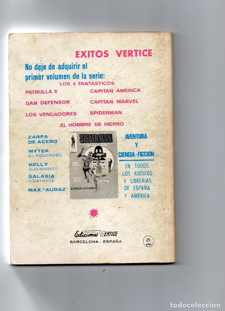 Cómics: VERTICE - EL HOMBRE DE HIERRO - COLECCION COMPLETA 32 COMICS - VOLUMEN.1 - BUEN ESTADO - Foto 27 - 96817695