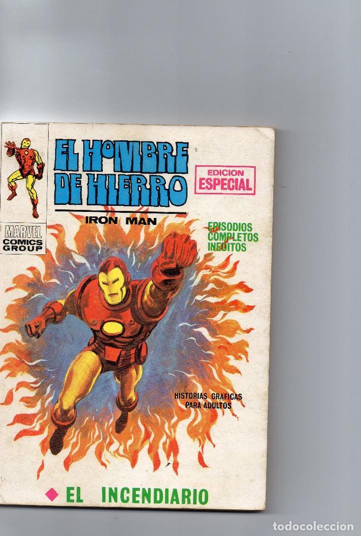 Cómics: VERTICE - EL HOMBRE DE HIERRO - COLECCION COMPLETA 32 COMICS - VOLUMEN.1 - BUEN ESTADO - Foto 28 - 96817695
