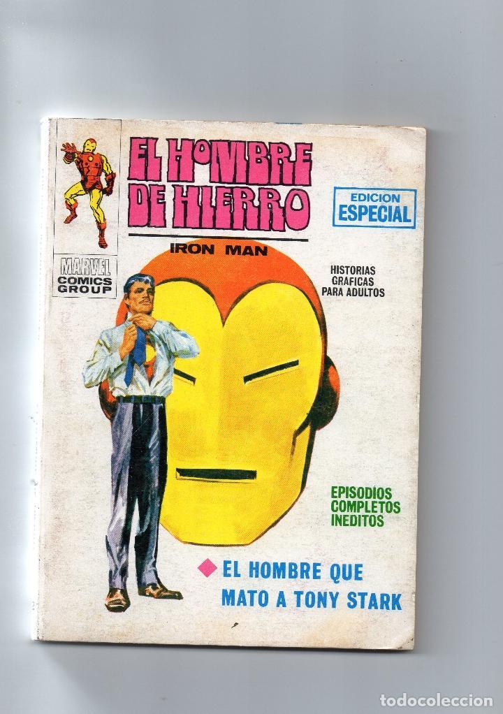 Cómics: VERTICE - EL HOMBRE DE HIERRO - COLECCION COMPLETA 32 COMICS - VOLUMEN.1 - BUEN ESTADO - Foto 30 - 96817695