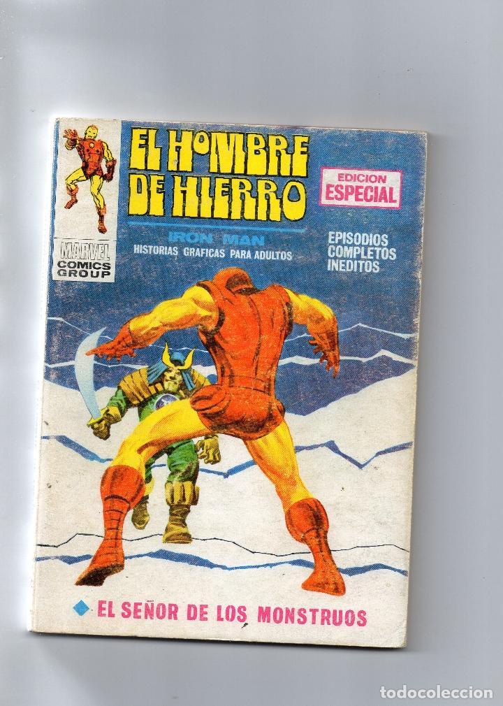 Cómics: VERTICE - EL HOMBRE DE HIERRO - COLECCION COMPLETA 32 COMICS - VOLUMEN.1 - BUEN ESTADO - Foto 32 - 96817695
