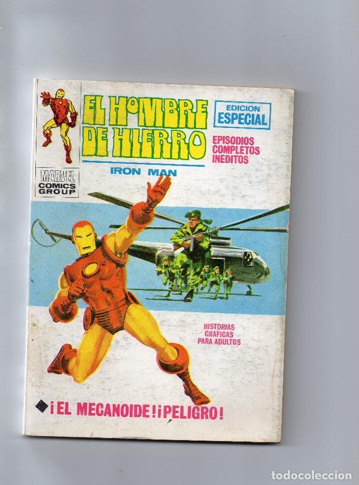 Cómics: VERTICE - EL HOMBRE DE HIERRO - COLECCION COMPLETA 32 COMICS - VOLUMEN.1 - BUEN ESTADO - Foto 34 - 96817695