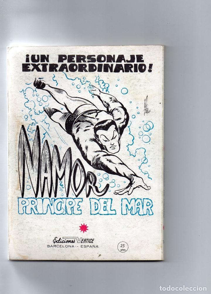 Cómics: VERTICE - EL HOMBRE DE HIERRO - COLECCION COMPLETA 32 COMICS - VOLUMEN.1 - BUEN ESTADO - Foto 35 - 96817695