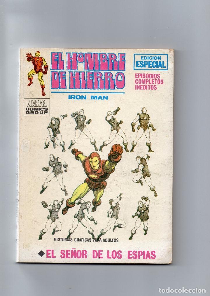 Cómics: VERTICE - EL HOMBRE DE HIERRO - COLECCION COMPLETA 32 COMICS - VOLUMEN.1 - BUEN ESTADO - Foto 36 - 96817695