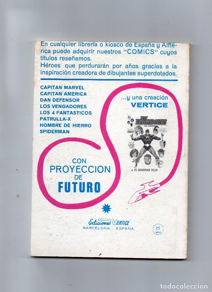 Cómics: VERTICE - EL HOMBRE DE HIERRO - COLECCION COMPLETA 32 COMICS - VOLUMEN.1 - BUEN ESTADO - Foto 37 - 96817695