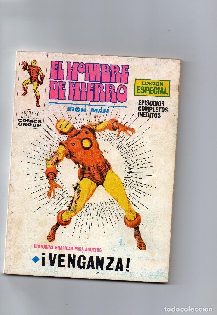 Cómics: VERTICE - EL HOMBRE DE HIERRO - COLECCION COMPLETA 32 COMICS - VOLUMEN.1 - BUEN ESTADO - Foto 38 - 96817695
