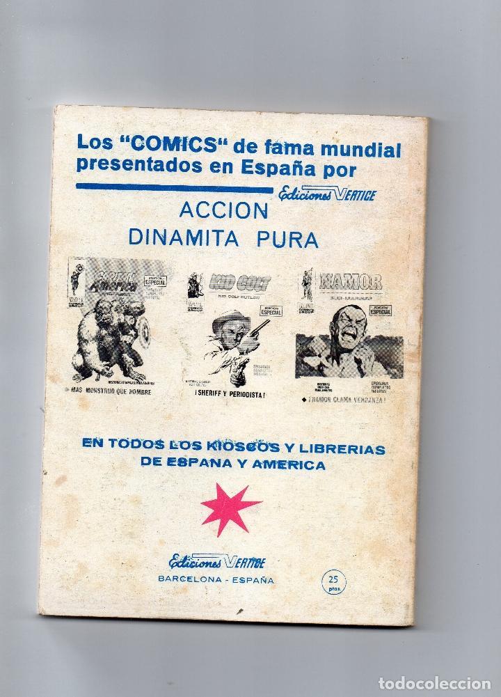 Cómics: VERTICE - EL HOMBRE DE HIERRO - COLECCION COMPLETA 32 COMICS - VOLUMEN.1 - BUEN ESTADO - Foto 39 - 96817695