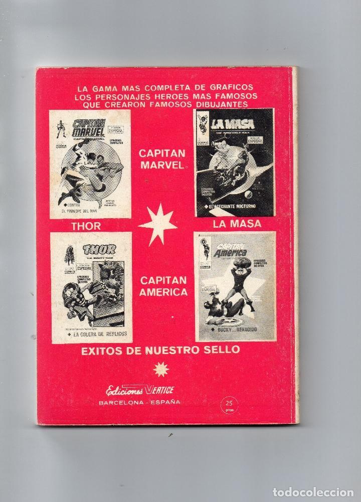 Cómics: VERTICE - EL HOMBRE DE HIERRO - COLECCION COMPLETA 32 COMICS - VOLUMEN.1 - BUEN ESTADO - Foto 41 - 96817695