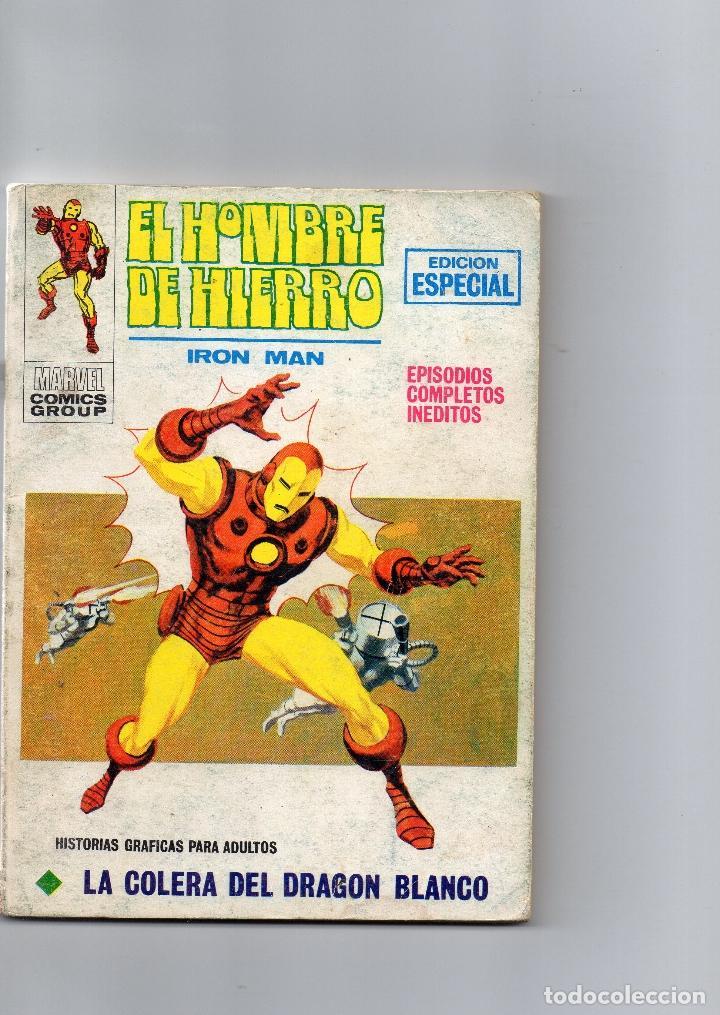 Cómics: VERTICE - EL HOMBRE DE HIERRO - COLECCION COMPLETA 32 COMICS - VOLUMEN.1 - BUEN ESTADO - Foto 42 - 96817695