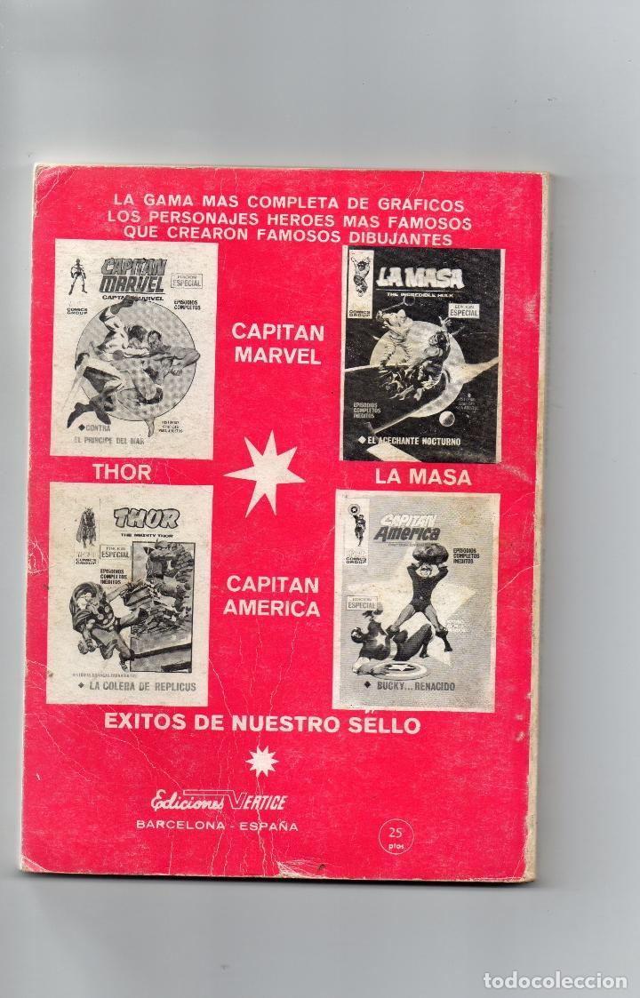 Cómics: VERTICE - EL HOMBRE DE HIERRO - COLECCION COMPLETA 32 COMICS - VOLUMEN.1 - BUEN ESTADO - Foto 43 - 96817695
